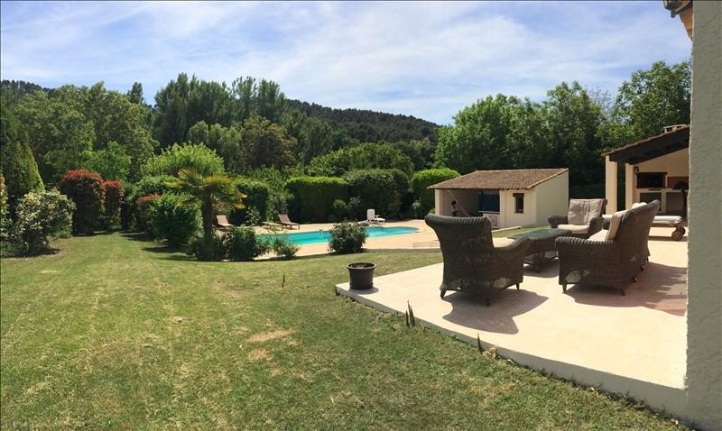 Rental house / villa Luynes 2700€ CC - Picture 2