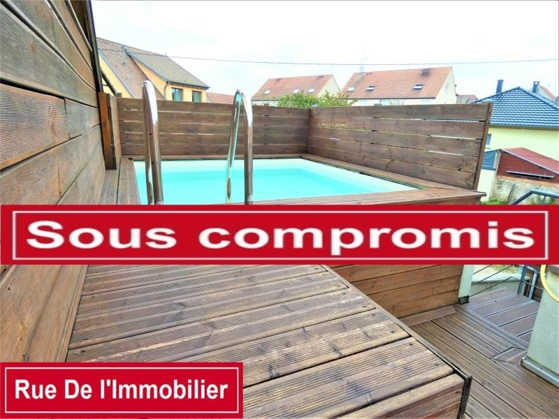 Sale house / villa Steinbourg 222585€ - Picture 1