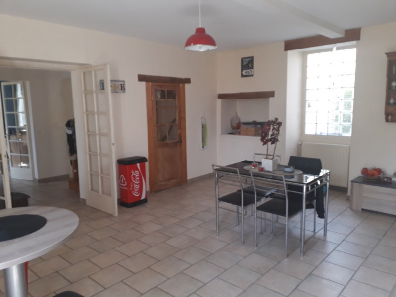 Sale house / villa Blanzaguet-saint-cybard 156600€ - Picture 8