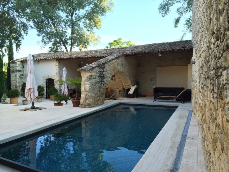Deluxe sale house / villa Uzès 950 000€ - Picture 2