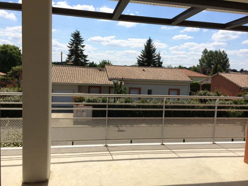 Rental apartment Aussonne 654€ CC - Picture 2