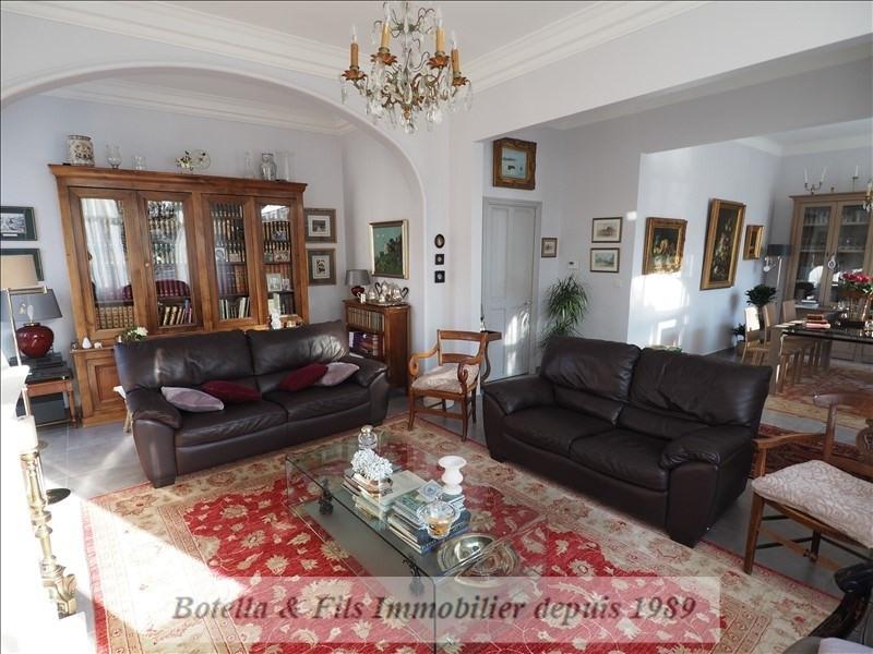 Verkauf von luxusobjekt haus Bagnols sur ceze 580000€ - Fotografie 5