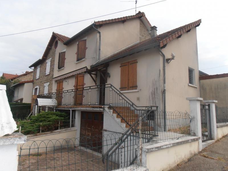 Vente maison / villa Le palais sur vienne 108000€ - Photo 1