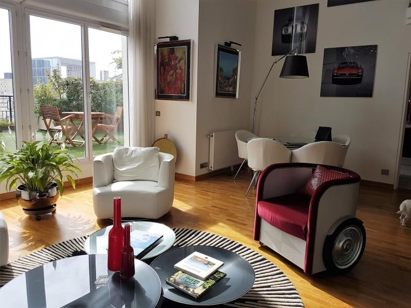 Deluxe sale apartment Courbevoie 1 190 000€ - Picture 4