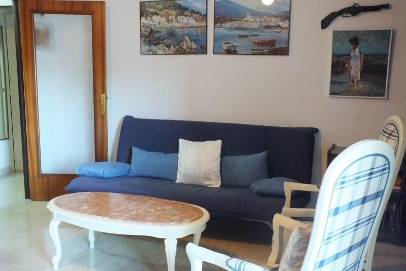Vermietung von ferienwohnung wohnung Roses santa-margarita 360€ - Fotografie 7
