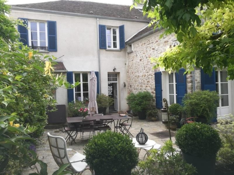 Vente maison / villa Bois-le-roi 875000€ - Photo 1