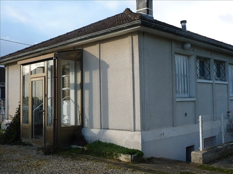 Vente maison / villa St jean de losne 91000€ - Photo 1