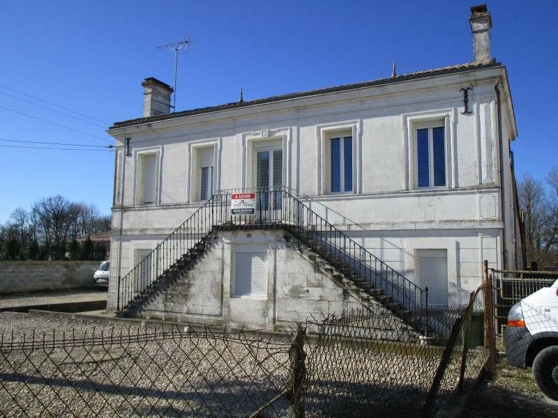 Rental apartment Ambares et lagrave 514€ CC - Picture 1