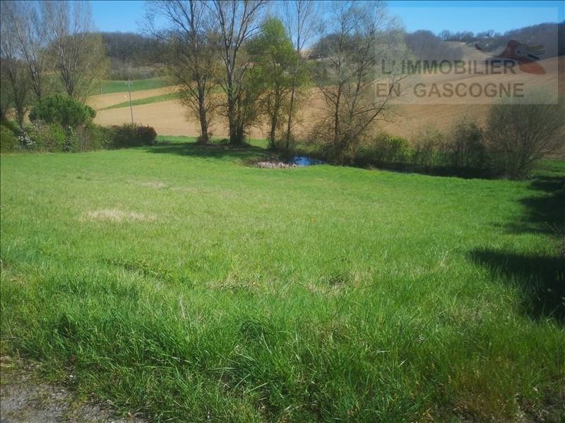 Vendita terreno Pessan 49500€ - Fotografia 1