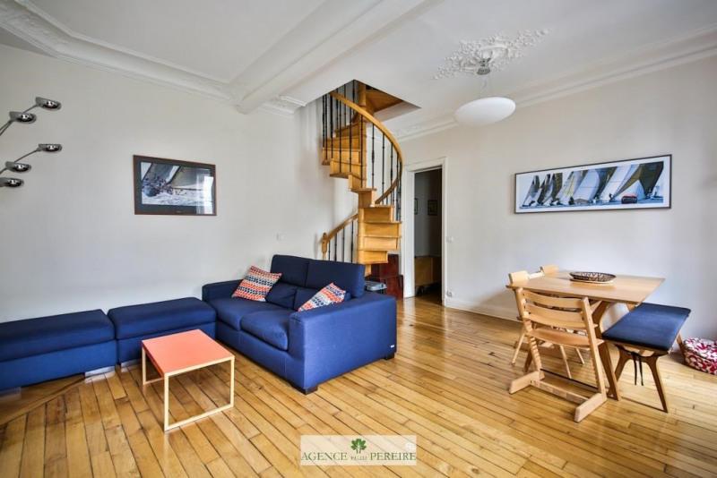 Vente appartement Paris 17ème 899000€ - Photo 5