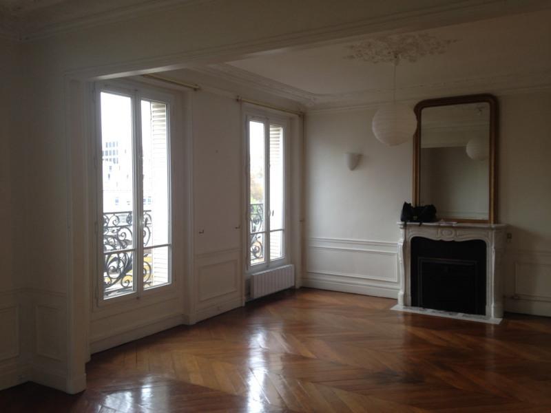 Rental apartment Paris 17ème 1858€ CC - Picture 2