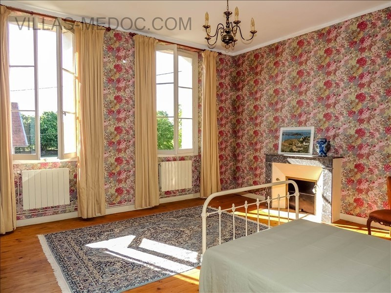Vente maison / villa Saint christoly medoc 388 000€ - Photo 7