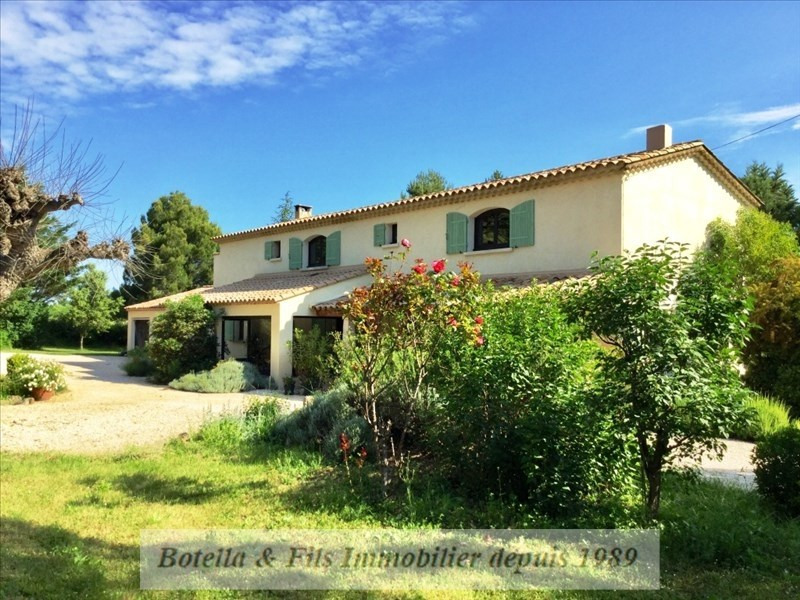 Verkoop van prestige  huis Uzes 525000€ - Foto 13