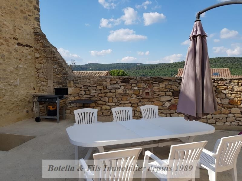Vente maison / villa Goudargues 270 000€ - Photo 1