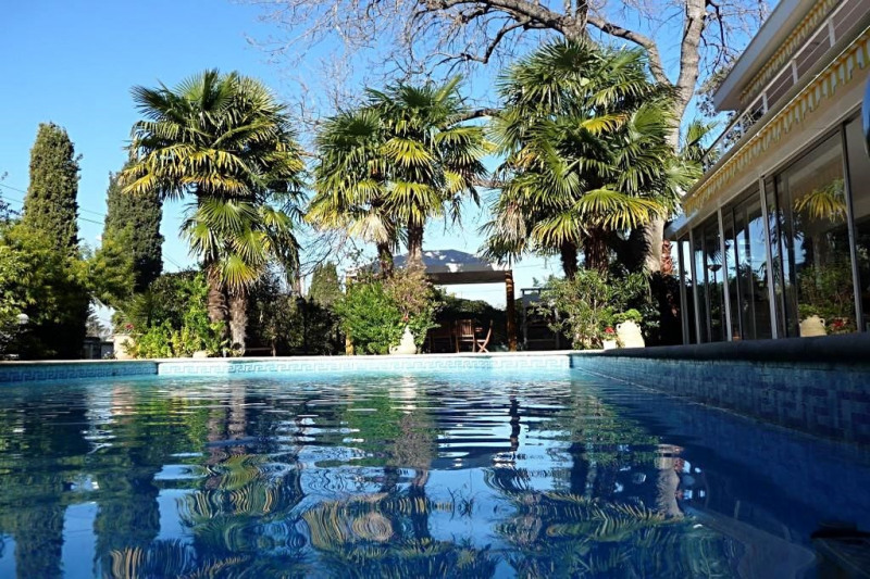 Deluxe sale house / villa Cap d'antibes 2 960 000€ - Picture 1