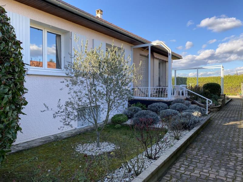 Sale house / villa Saint-clair-du-rhône 378000€ - Picture 1