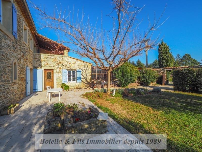 Deluxe sale house / villa Uzes 850000€ - Picture 3