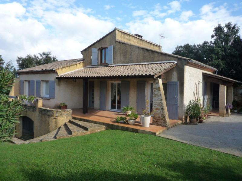 Sale house / villa Piolenc 370000€ - Picture 1