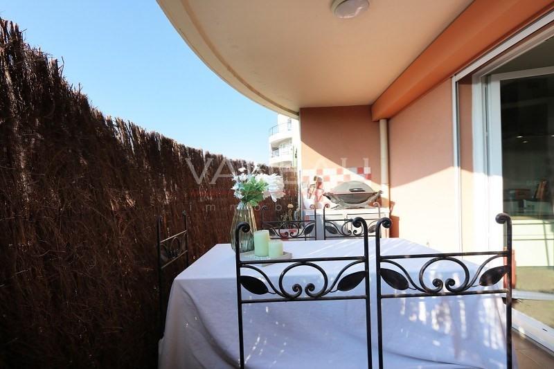 Vente de prestige appartement Juan-les-pins 377000€ - Photo 4