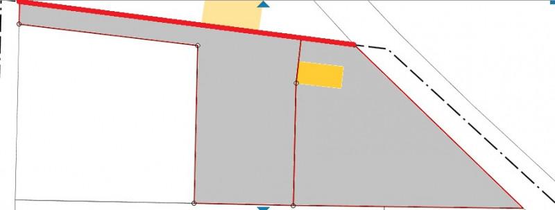 Vente terrain Bouchamps les craon 28500€ - Photo 2