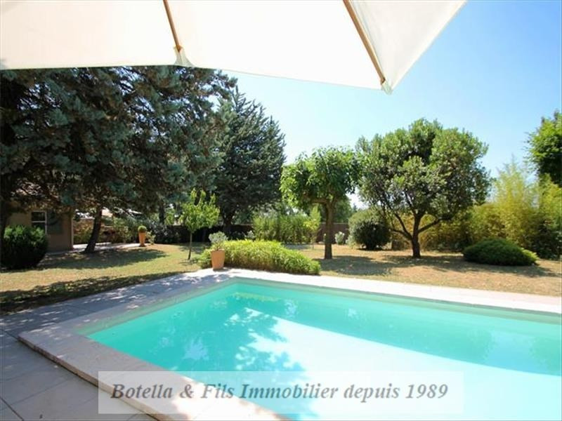 Deluxe sale house / villa Uzes 849 000€ - Picture 2