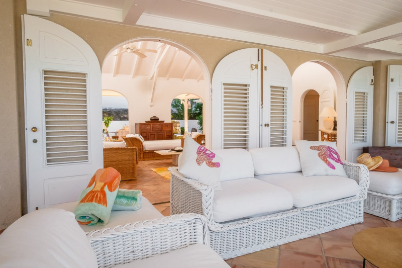 Sale house / villa St barthelemy  - Picture 5