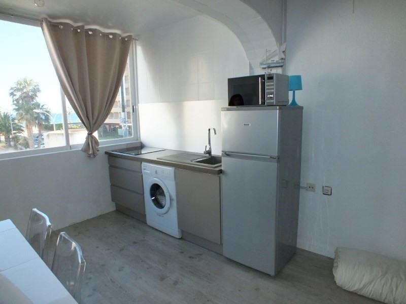 Alquiler vacaciones  apartamento Roses santa-margarita 480€ - Fotografía 5