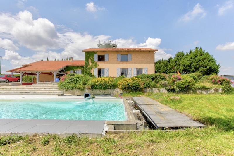 Vente maison / villa Taluyers 725000€ - Photo 14