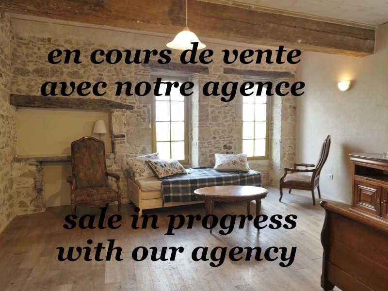 Sale house / villa Miradoux 145000€ - Picture 1