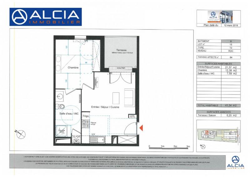 Sale apartment Villenave d'ornon 177000€ - Picture 3
