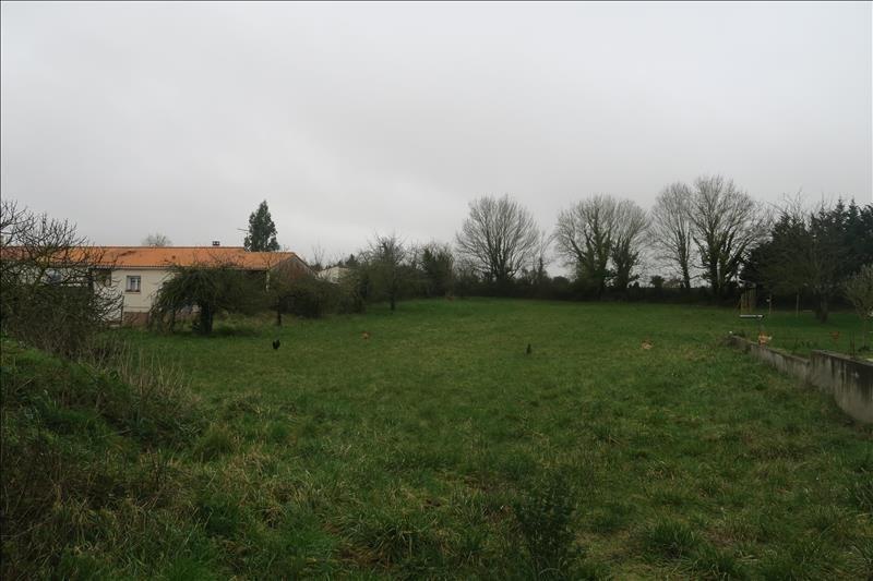 Vente terrain St sulpice de royan 184700€ - Photo 1