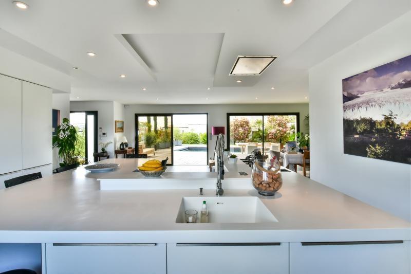Revenda residencial de prestígio casa Quint fonsegrives 990000€ - Fotografia 5