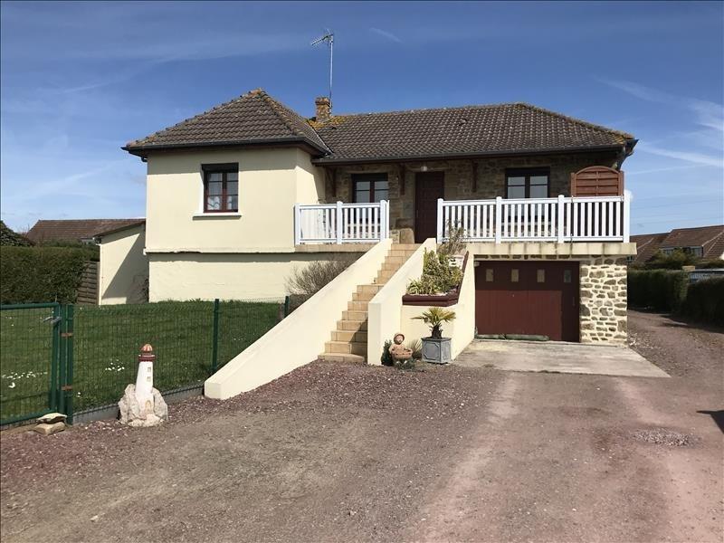 Sale house / villa Creances 149750€ - Picture 1