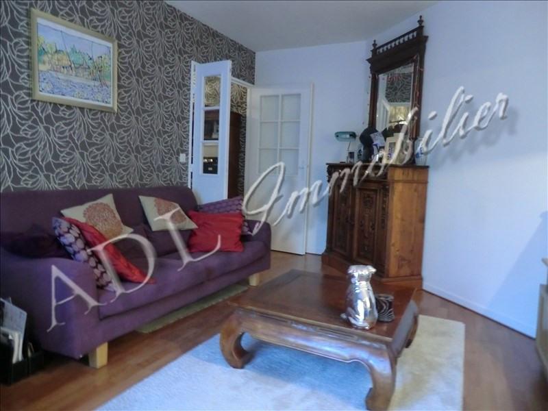 Sale apartment La chapelle en serval 136000€ - Picture 5
