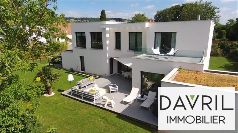 Deluxe sale house / villa Andresy 1 280 000€ - Picture 1