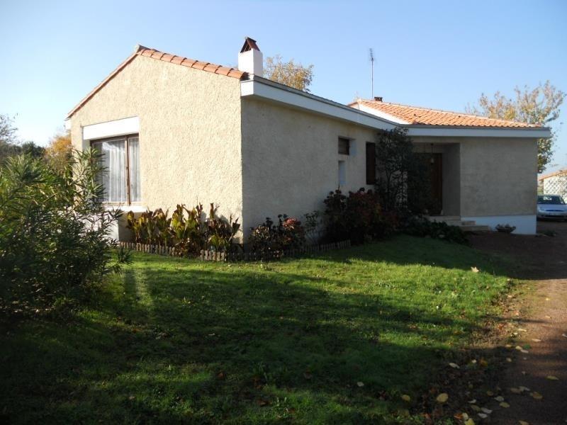 Vente maison / villa Magne 262500€ - Photo 2