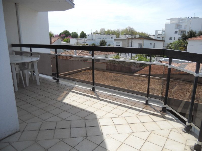 Vacation rental apartment Royan 500€ - Picture 1