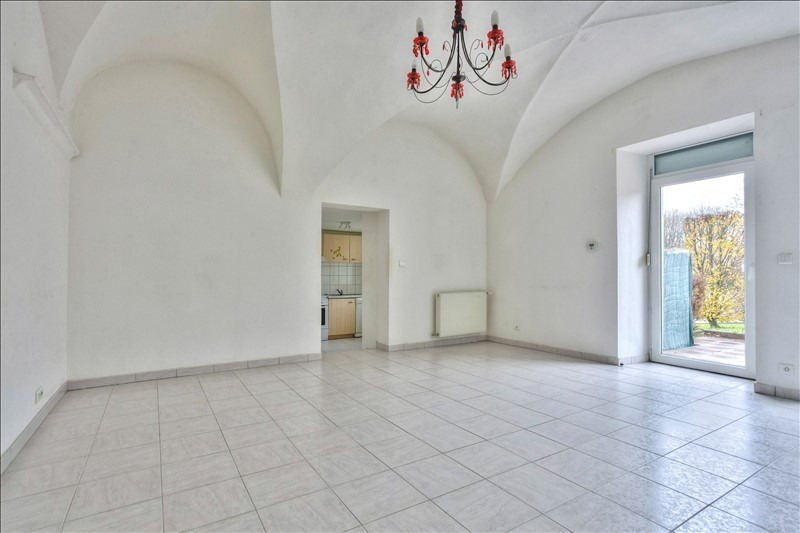 Sale apartment Geneuille 106 000€ - Picture 1