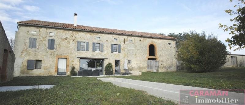 Vente de prestige maison / villa Saint felix lauragais 565000€ - Photo 1