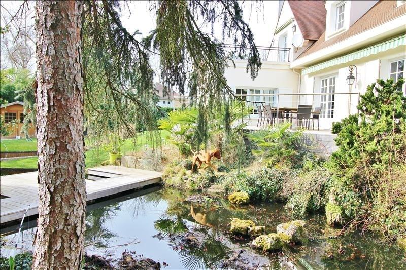 Vente de prestige maison / villa Croissy sur seine 1270000€ - Photo 3