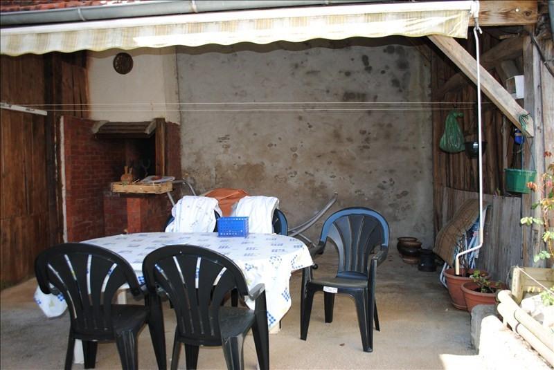 Vente maison / villa St sauveur en puisaye 78000€ - Photo 11