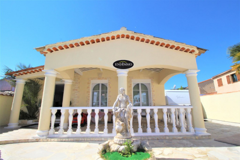 Vente maison / villa Villeneuve loubet 539 000€ - Photo 2