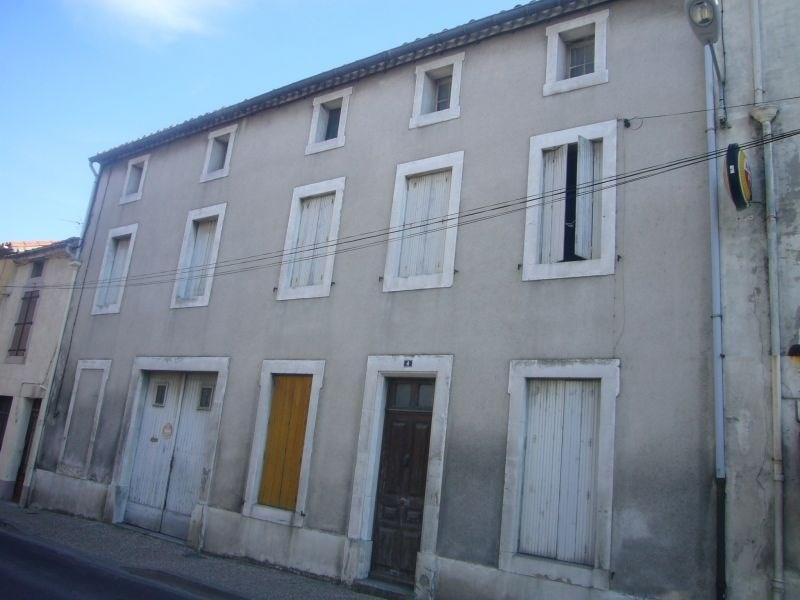 Sale house / villa Bram 123000€ - Picture 1