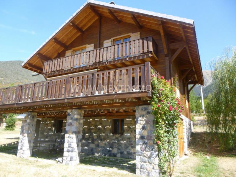 Vente maison / villa Valdeblore 490000€ - Photo 1