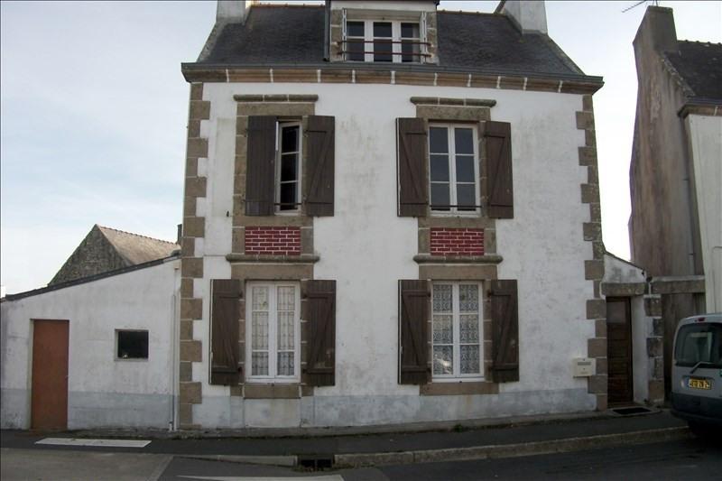 Sale house / villa Beuzec cap sizun 53500€ - Picture 1