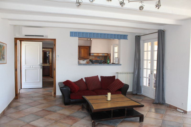 Vacation rental house / villa Les issambres 1 520€ - Picture 4