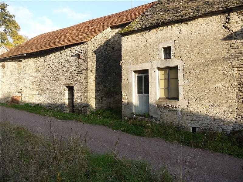 Revenda casa Vaux sous aubigny 37000€ - Fotografia 1