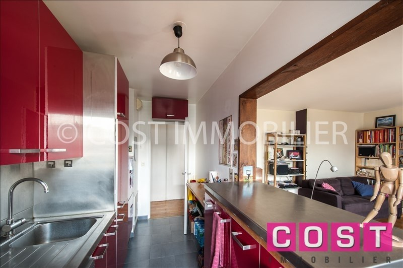 Vendita appartamento Asnieres sur seine 320000€ - Fotografia 3