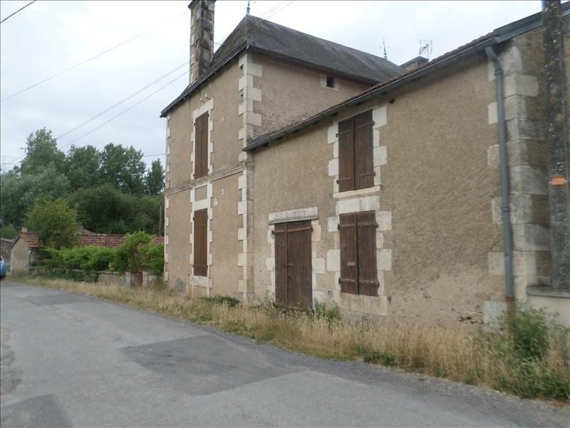Vente maison / villa Chapelle viviers 42500€ - Photo 1