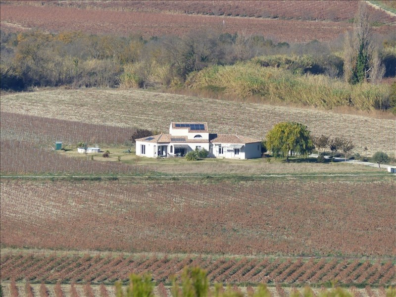 Deluxe sale house / villa Montady 499000€ - Picture 1